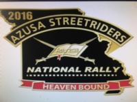 2016 National Rally
